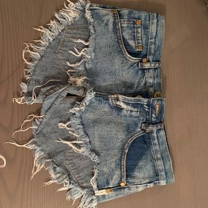 One teaspoon bandita shorts